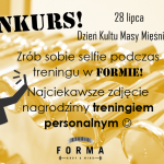 KONKURS na Dzień Kultu Masy Mięśniowej!